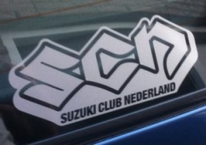 scn sticker